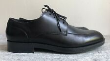 Cole Haan Grand .0S Oxfords, Black Leather, Size 10D (UK 9), Worn Once!