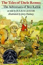 The Tales of Uncle Remus : The Adventures of Brer Rabbit by Julius Lester 1987