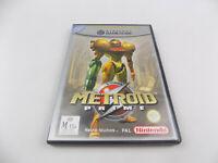 Mint Disc Nintendo Gamecube Metroid Prime Free Postage