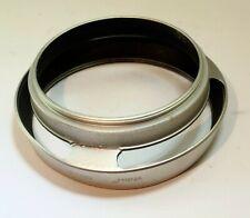 48mm Lens Hood Shade metal vented screw in threaded