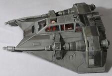 Star Wars Titanium Series Rebel Snowspeeder Large Deluxe 2 Pilots Hoth Diecast