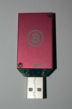 ASIC Miner Block Erupter Bitcoin Miner USB Stick 330 MH/s Rev 3.00 Red Color