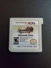 Final Fantasy Theatrhythm Nintendo 3DS Nrmt Estado Cartucho de Juego Auténtico