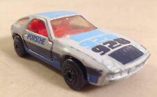 Matchbox Porsche 928 Silver Grey Body - matchbox porsche 928