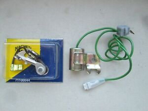 Zündkontakt + Kondensator für Bosch - Matra Bagheera / Rancho / Simca 1000 1200
