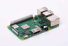 Raspberry Pi 3 Modello B+ Plus 1,4 GHz 64Bit Quad Core WLAN 5 GHz