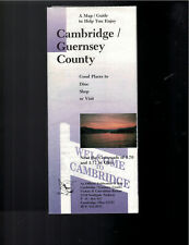 Cambridge - Guernsey County, Ohio Map And Tourist Information