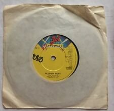 "Electric Light Orchestra - Hold On Tight - Jet Records 7"" Single JET 7011 EX"