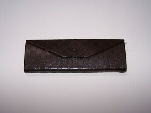 Gucci Foldable Spectacle Glasses Case Trifold Reading -Guccissima.
