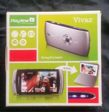 Sony Ericsson Vivaz U5i - cosmic black - ohne Simlock - in OVP