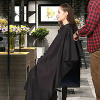 Professional Hair Cutting Gown Hairdressing Barber Salon Unisex Apron Cape Gown!