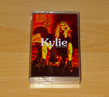 Kylie Minogue - Hand Signed Autographed Golden Cassette Limited NEW