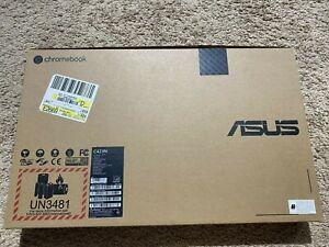 """ASUS 14"""" HD Chromebook Intel Celeron N3350 4GB DDR4 64GB eMMC"""