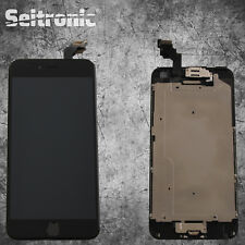 Display für iPhone 6 Plus LCD mit RETINA Glas Scheibe VORMONTIERT SCHWARZ BLACK