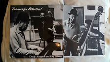 Duke Ellington and Ray Brown-His One's For Blanton!/Pablo Records 1335728