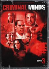 Criminal Minds - Stagione 03 (5 Dvd) ABC Studios
