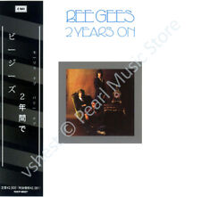 BEE GEES 2 YEARS ON CD MINI LP OBI Barry Gibb Robin Gibb Maurice Gibb album new