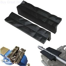 Nylon Vise Jaws 4in Protective Cover Workholding Metalworking Supplies Medium