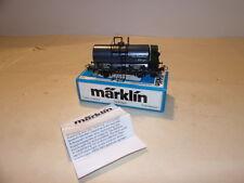 Marklin HO Scale Schweickhardt Tank Car Wagon #4683 NIB NEW