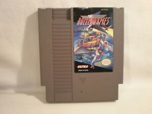 RollerGames  (Nintendo Entertainment System, 1990) game only