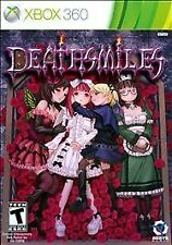 Deathsmiles BRAND NEW FACTORY SEALED Xbox 360 Death Smiles VERY RARE FAST SHIP!!