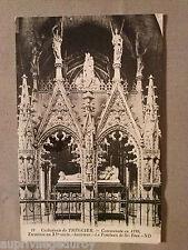 CPA TREGUIER  Cathédrale, le tombeau de St Yves