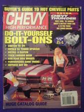CHEVY HI PERFORMANCE - BOLT ONS - June 1997