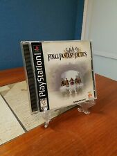 Final Fantasy Tactics (Sony PlayStation 1, 1998) Complete