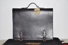 Ralph Lauren RRL Bridle Leather Executive Briefcase Bag