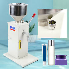 Liquid Filling Machine Manual Paste Filling 1-50Ml Bottle Filler Stainless