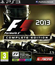 Formula 1 2013: Complete Edition (PS3)