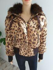 Dolce Gabbana Pelzmantel 💞 Fuchspelz Jacke Pelliccia Furrure Real Fur Coat
