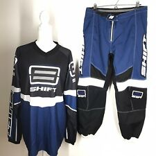 Shift Racing Mens Jersey Pants Combo 36/Large WORN ONCE