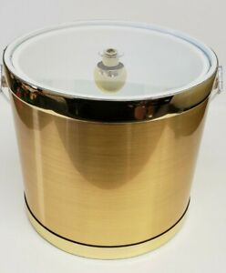 Culver - Ice Bucket 3 Qt Insulated Satellite Gold