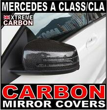 Mercedes A Class CLA Carbon Wing Mirror Covers set C117 W176