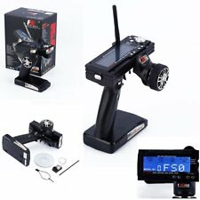 Flysky FS-GT3B 2.4G 3CH Transmitter With Receiver Fail-Safe For RC Car Boat WA