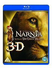 The Chronicles of Narnia: The Voyage of the Dawn Treader 3D (Blu Ray 3D)
