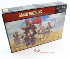Strelets Set M 54 Bashi-Bazouk 1/72 Scale Plastic Figures