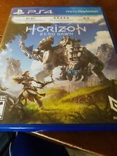 Horizon: Zero Dawn for the Playstation 4 exclusive video game. Only played by me