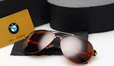 New Sunglasses Polarized Driving BMW Glasses With Box Red frame 5518