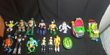 Ninja Turtles Toy Lots With Extra Accessories