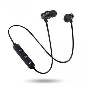 New Wireless Magnetic Bluetooth Earbuds Earphone Wireless Sports Headphones Ster