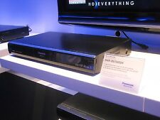 Panasonic Multi Region DMR-BS750 Twin Freesat HD 250GB DVD HDD Blu-Ray Recorder