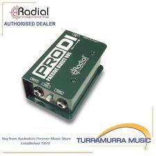 Radial ProDI passive direct box Pro-DI