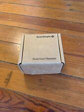 Hunter Douglas Powerview Repeater Bew In Box