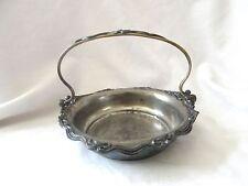 New listing Apollo Silver Co. Quadruple Plate Basket