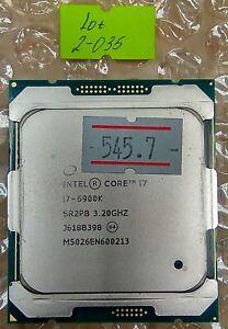 CPU Processor Intel Core i7-6900K 3.2GHz 8xCore 2-0035