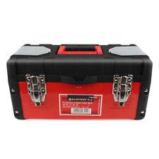 Pro Tool Box Black Portable Storage Heavy Duty Organizer Durable Maxpower 2 Size