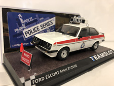 Team Slot SRE017 Ford Escort MKII RS2000 Police Car Limited Edition NEW