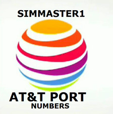 At&t Port Numbers | ATT Numbers To Port | Any Area Code | Reliable Fast Service